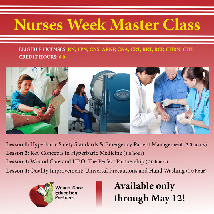 Nurses Week Master Class w