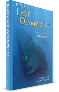 Mystery of the Last Olympian book cover
