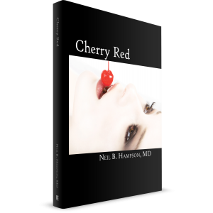 cherry red front 3d