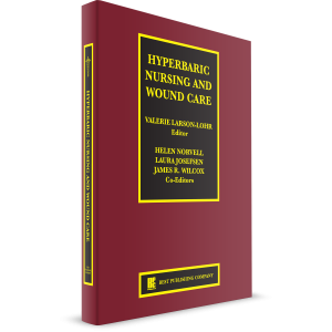 hyperbaric nursing and wound care 3D