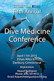 Danbury Dive Medicine Conference 2015