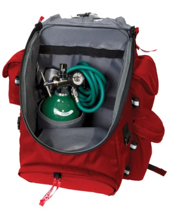 First Aid Backpack withOxygen