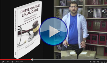 Unboxing of Preventative Legal Care at Best Publishing Company Warehouse