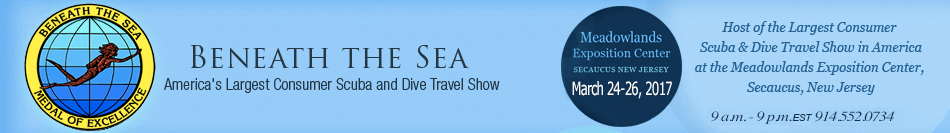Beneath the Sea Dive Show 2017