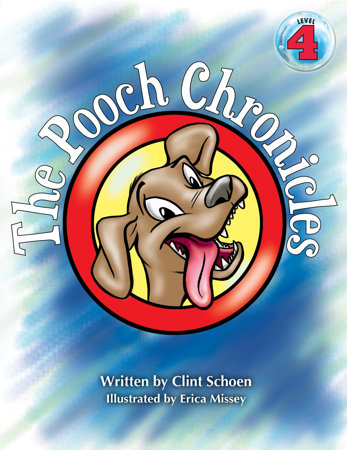 pooch chronicles front cover 1