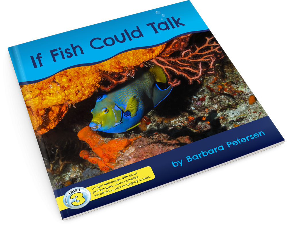 if fish could talk 3d cover