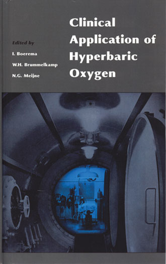 Clinical Application of Hyperbaric Oxygen
