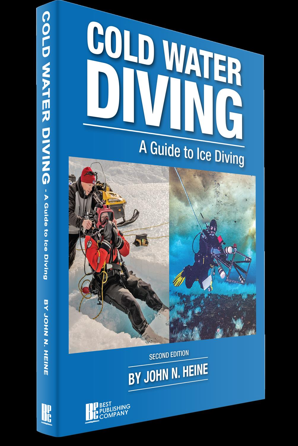 Cold Water Diving 2nd Ed