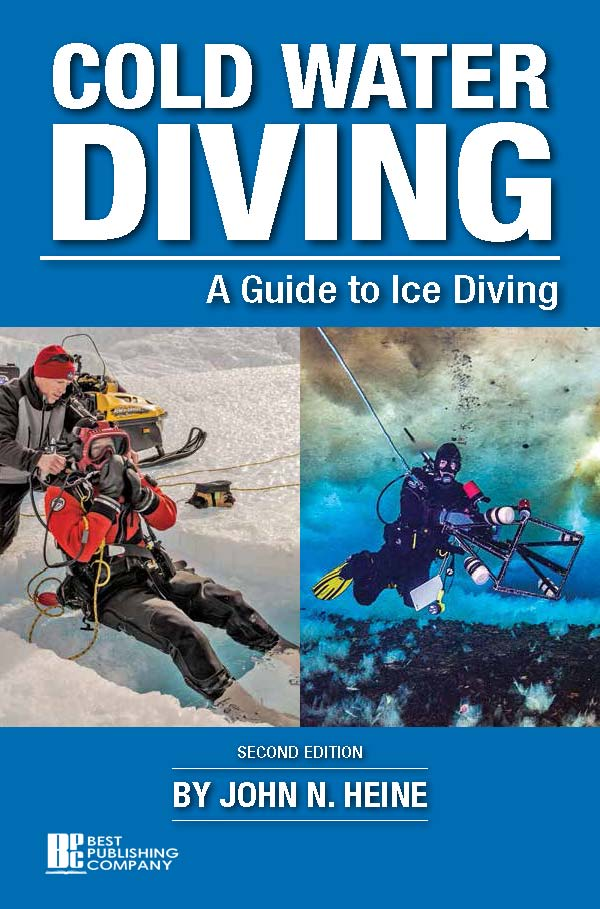 Cover FINAL PROOF Cold Water Diving 2nd ed