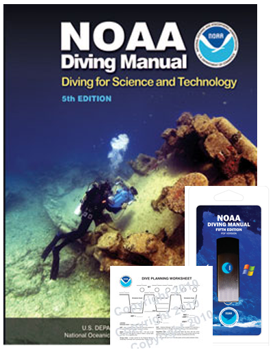 NOAA-Package-Set with flashdrive