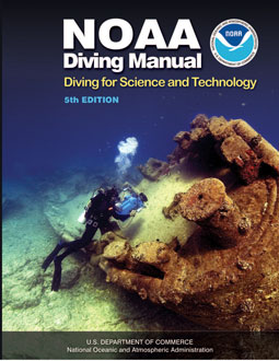 NOAA 5TH Edition Diving Manual