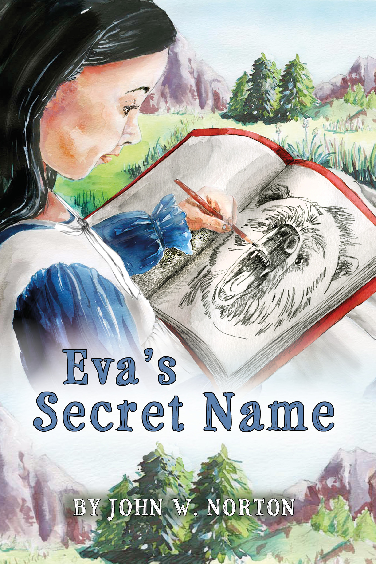 Eva Front Cover