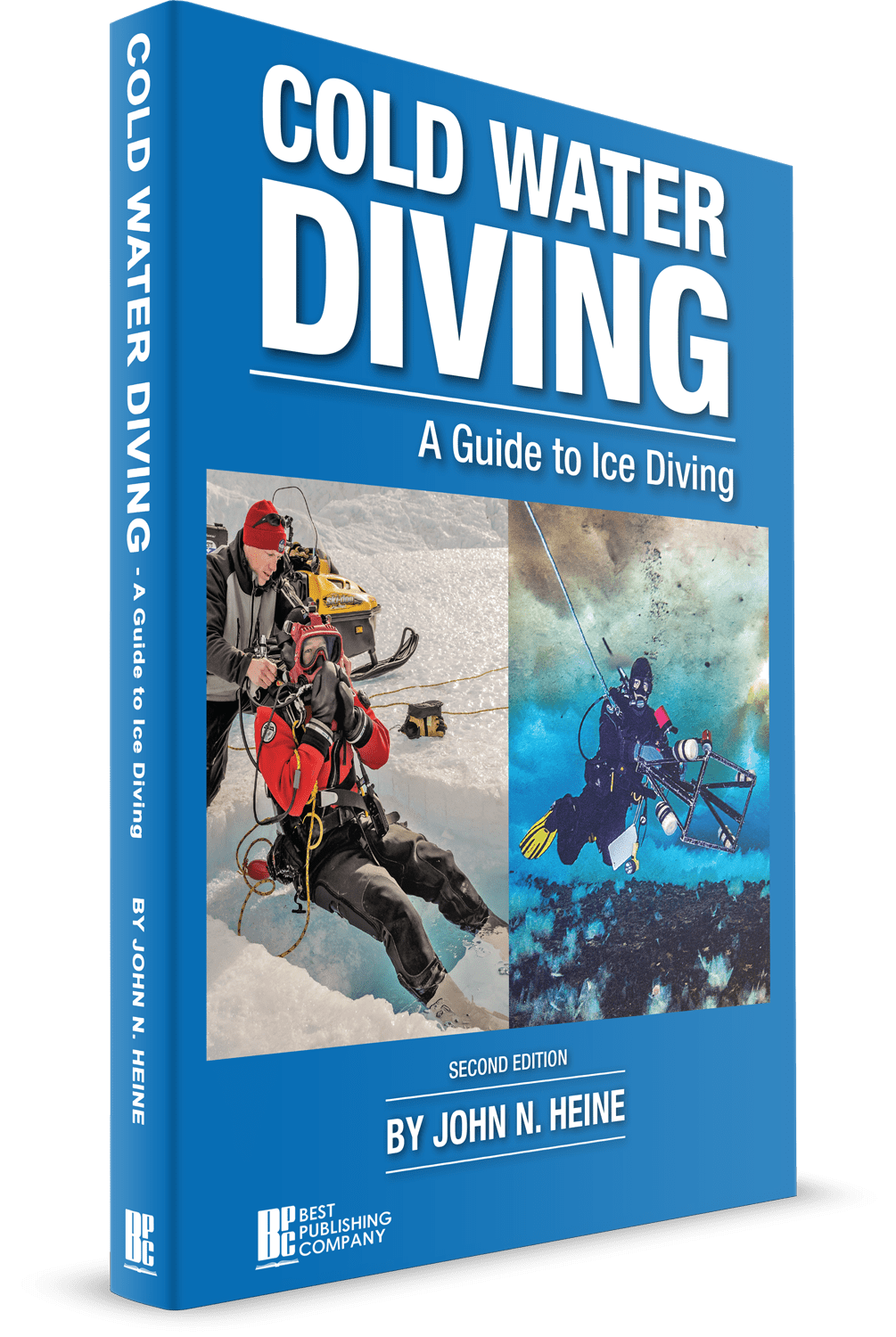 Best publishing company cold water diving 2nd edition cold water diving 3d fandeluxe Choice Image