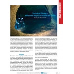 Technical Diving - What the Physician Needs to Know by Douglas Ebersole, MD