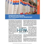 Designated Record Sets: The Overlooked HIPPA Requirement
