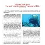 In-Water Recompression (Article)