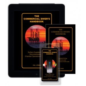 The Commercial Diver's Handbook - Package Set