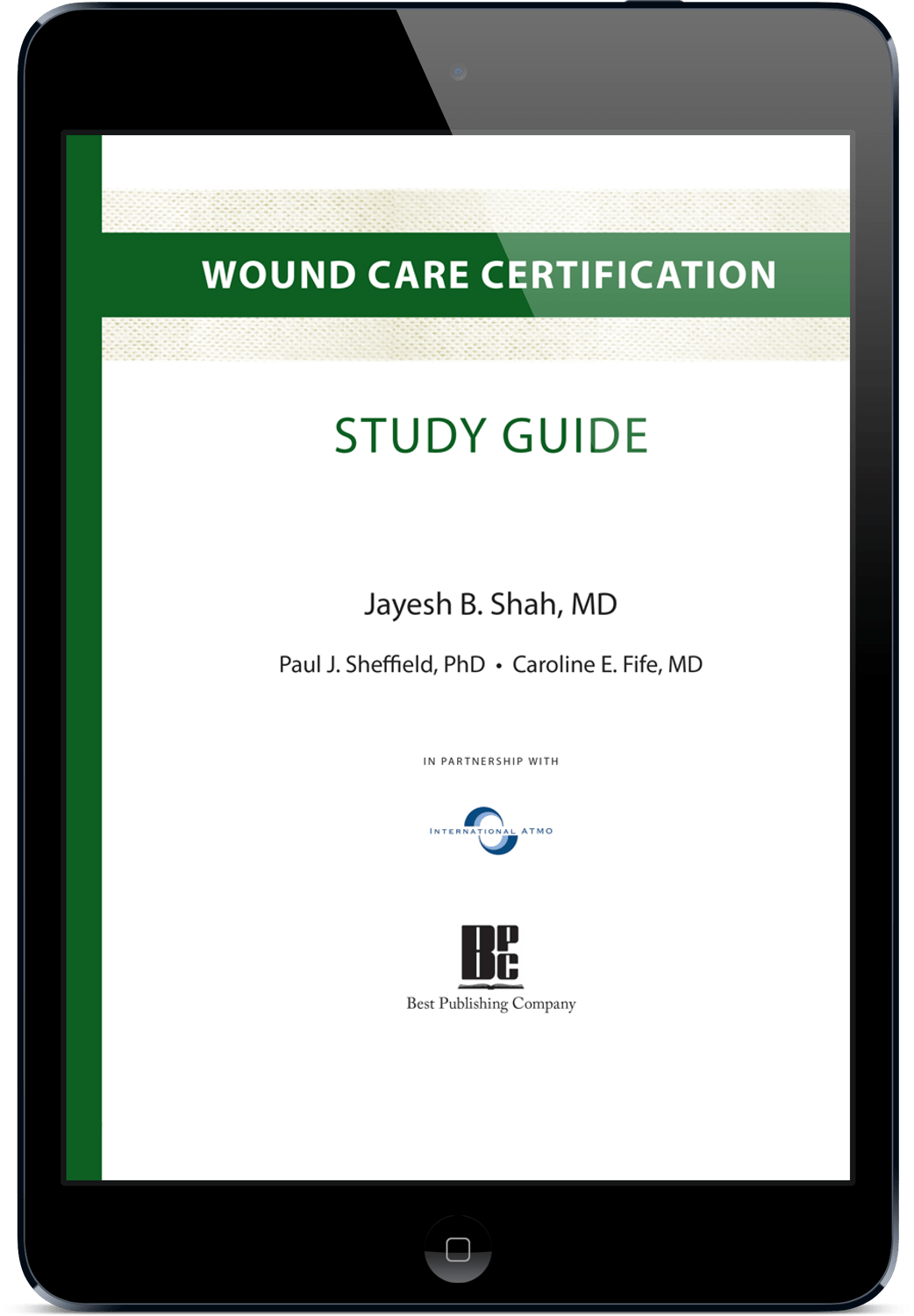 Best Publishing Company Ebook Wound Care Certification Study Guide